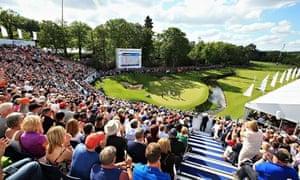 BMW PGA Championship - Day Four