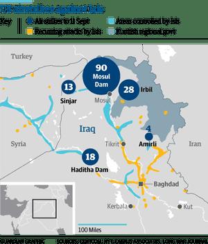 iraq us attacks 1209