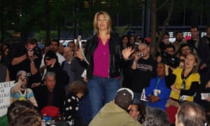 naomi klein at occupy