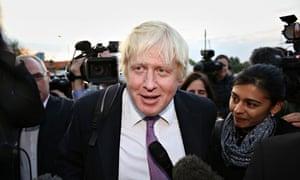 Boris Johnson Stand For Selection As An MP
