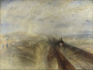 Rain, Steam and Speed - The Great Western Railway, 1844.