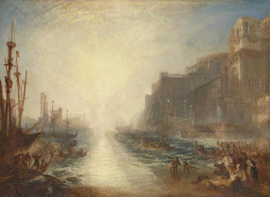 Regulus, 1828 by JMW Turner.