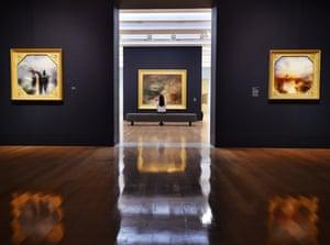 Late Turner: Painting Set Free at Tate Britain.