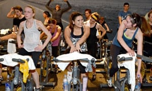 SoulCycle workout