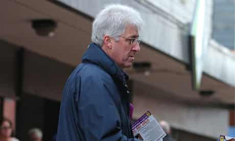 John Bickley canvassing for votes in Wythenshawe, Greater Manchester
