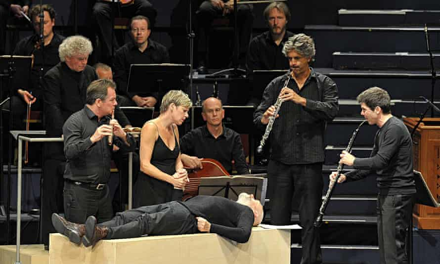 Proms performance of the St Matthew Passion