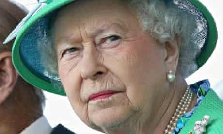Scottish independence referendum queen