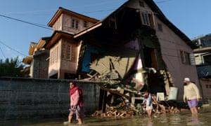 Kashmir flooding