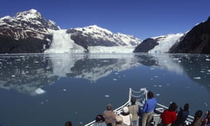 A cruise in Alaska: not if you're young at heart, please.