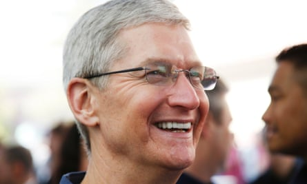 Tim Cook on television: 'The interface is terrible. I mean, it's awful!'
