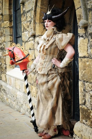 Julia Scott, a singer and musician, lives just outside Lincoln