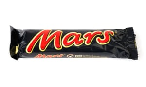 Mars Bar chocolate bar
