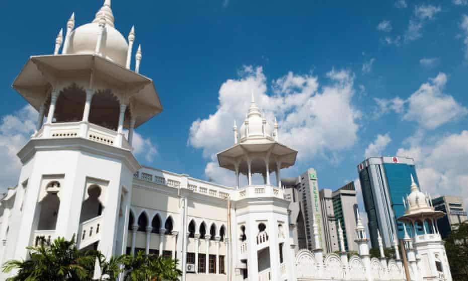Kuala Lumpur old train station