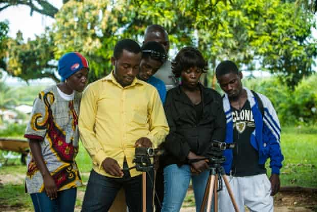 Film school in Liberia
