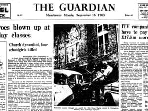 Guardian, 16 September 1963