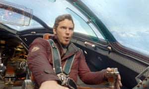 Aiming for more profit ... Chris Pratt in Guardians of the Galaxy