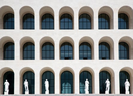 Palazzo della Civiltà Romana, EUR