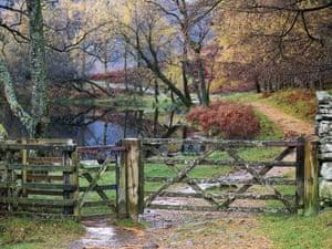 Lanty's Tarn near Ullswater, Lake District