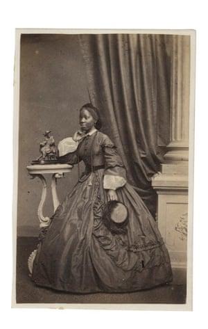 Sarah Forbes Bonetta, Brighton, 1862.