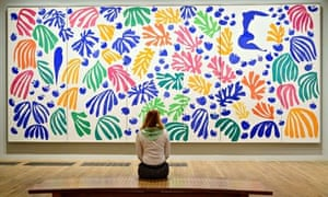 Henri Matisse The Parakeet and the Mermaid