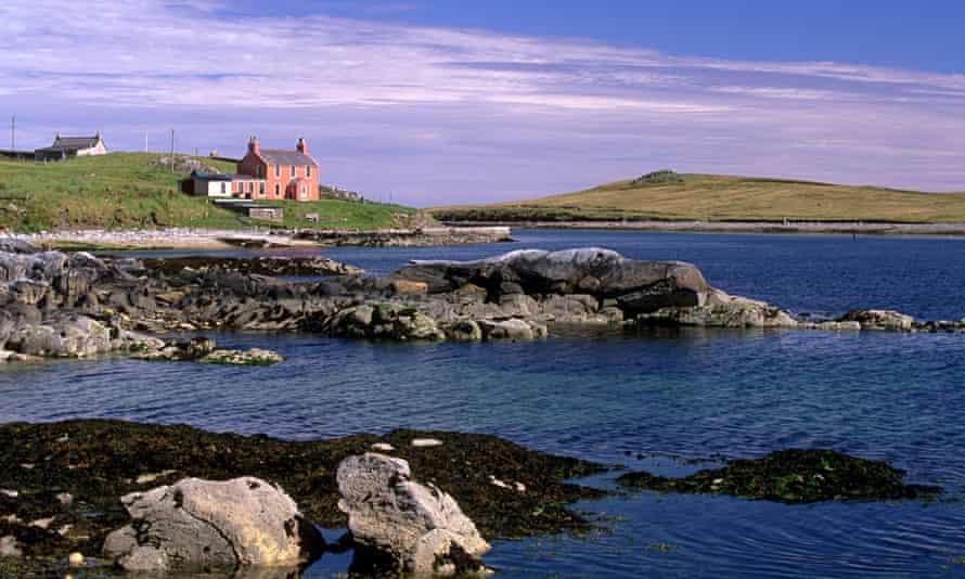 Yell, Shetland island