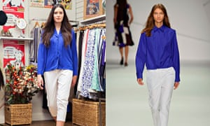 Back of the Wardrobe v London fashion week