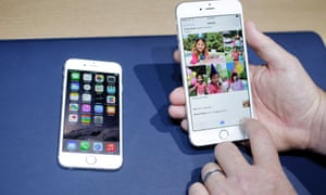 More than 4m units of the iPhone 6 and iPhone 6 Plus were pre-ordered in 24 hours, says Apple.