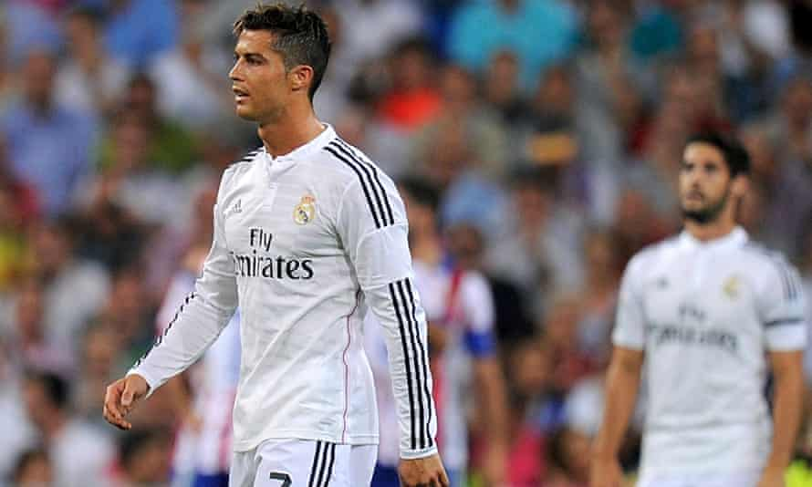Defeat for Cristiano Ronaldo and Real Madrid.