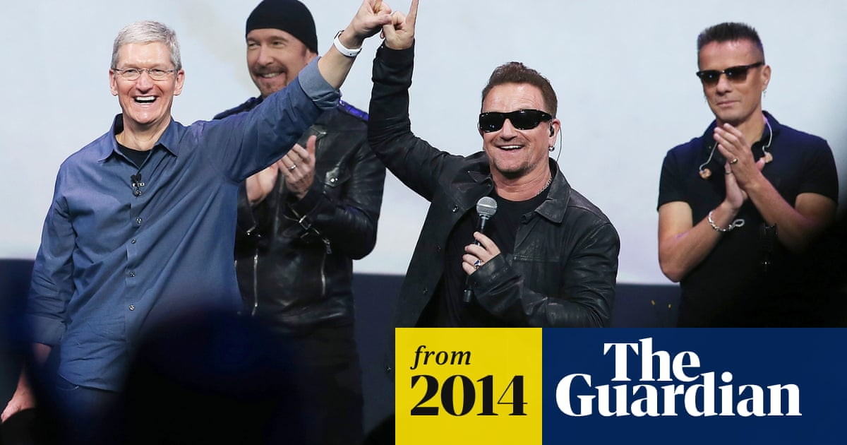 Apple makes it easier to delete the new U2 album from iTunes