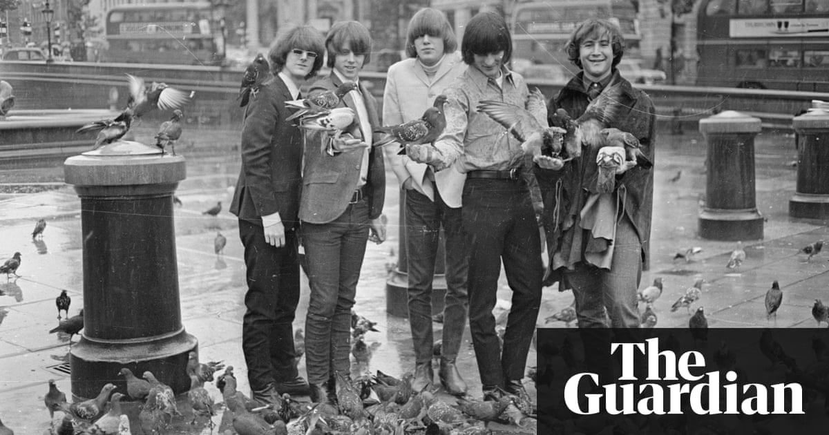 The Byrds: how we made Eight Miles High | Music | The Guardian