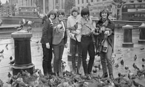 The Byrds in 1965