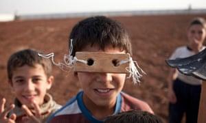 Syrian refugee children statteless