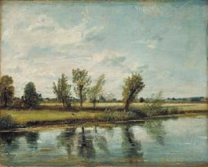 Watermeadows near Salisbury, 1829-30.