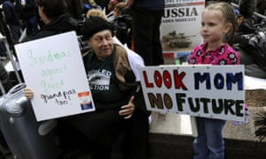 Us Money occupy children poverty
