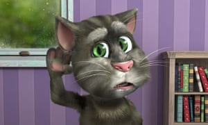 Talking Tom Cat developer Outfit7 is among the companies using SuperAwesome's ad network.