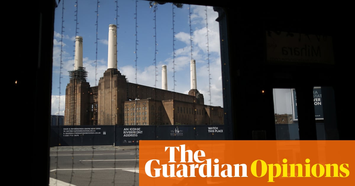 Guardian Truth About Property Developers