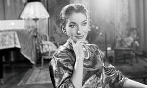 Maria Callas (1923 - 1977)