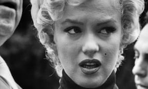 Marilyn Monroe, the subject of one of the biographical essays in Jacqueline Rose's feminist study.