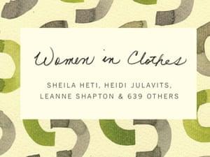 Women in Clothes Sheila Heti