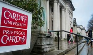 Cardiff University Stonewall guide