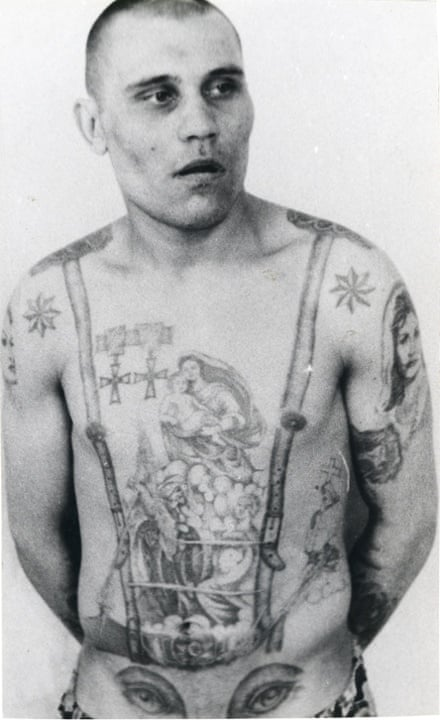 Decoding Russian criminal tattoos – in pictures | Art and