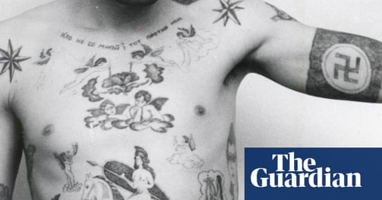 f88461877b29d Decoding Russian criminal tattoos – in pictures | Art and design | The  Guardian
