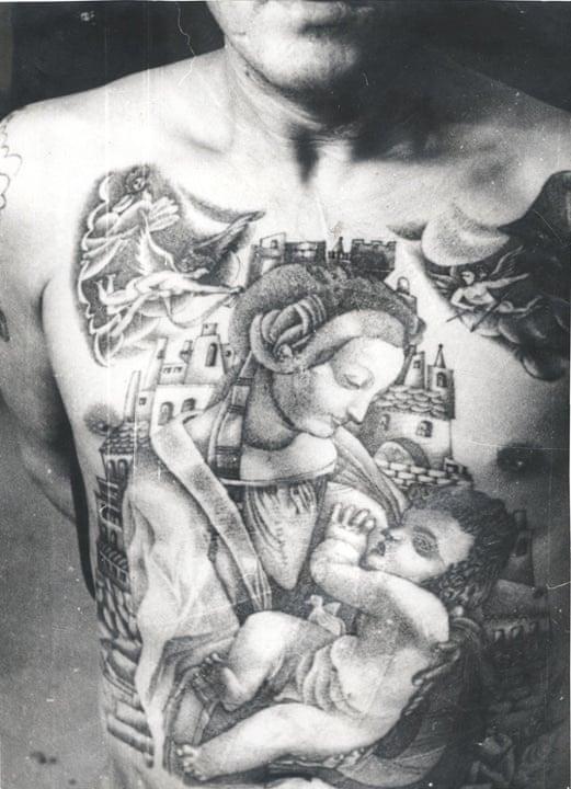 russiske mafia tatoveringer betydning