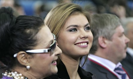 Putin S Girlfriend Alina Kabayeva To Head Pro Kremlin Media Group Vladimir Putin The Guardian