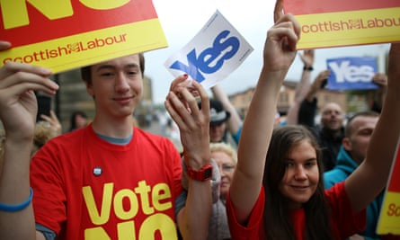 Scottish Referendum Debate Continues As Vote Is Too Close To Call
