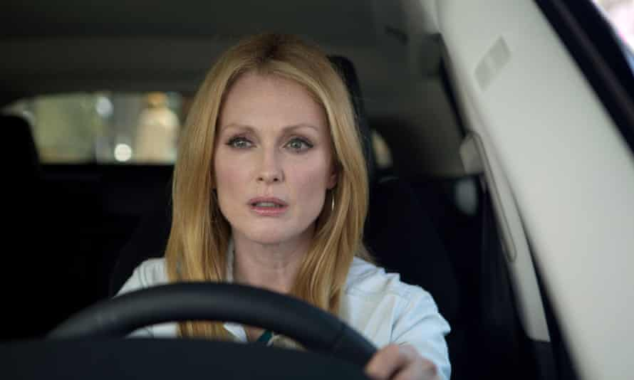 The fault in our stars … Julianne Moore in Maps to the Stars.