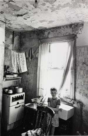 Make Life Worth Living: Nick Hedges' Photographs for Shelter, 1969-72