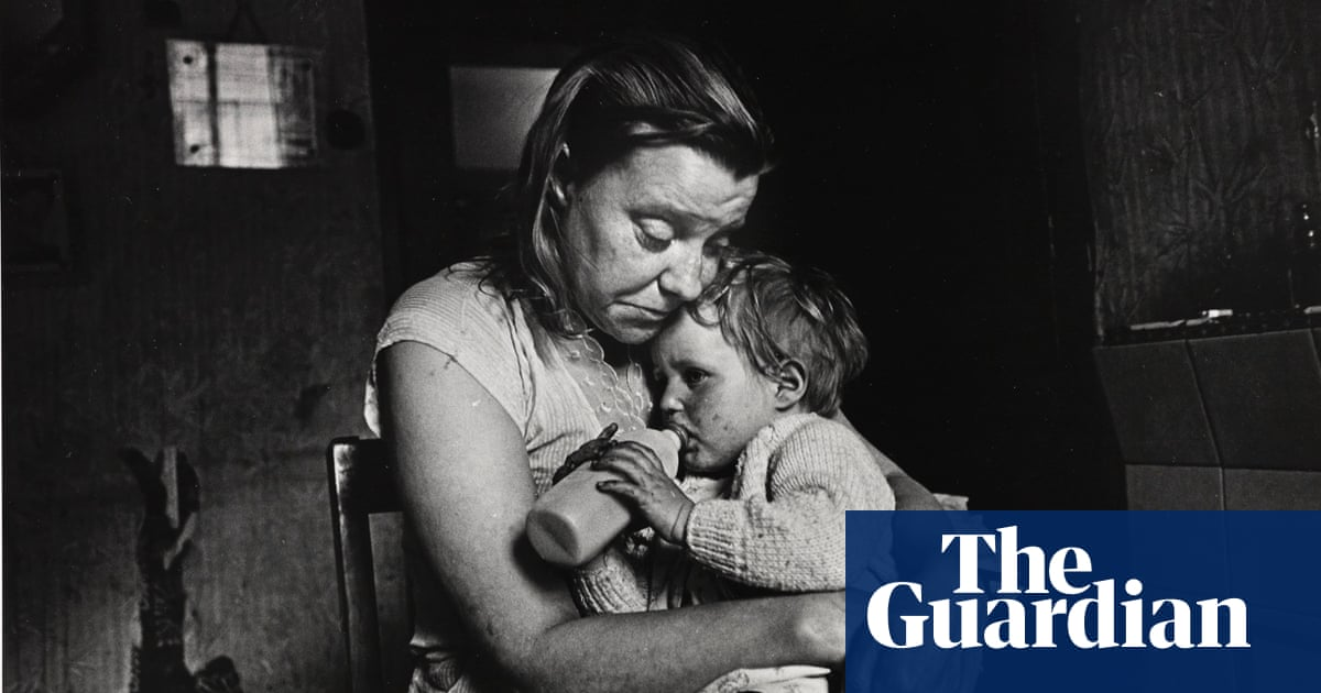 Below The Poverty Line Slum Britain In The 1960s In