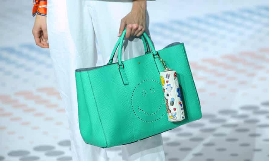 Anya Hindmarch featured pencil case clutch bags