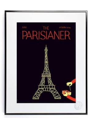 LDF #6: The Parisianer, 16 Juillet 2014